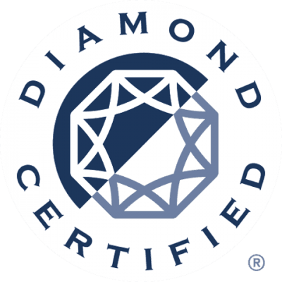 We Are Diamond Certified