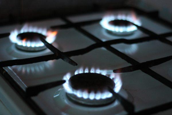 Kitchen Hood Stove Top Burners