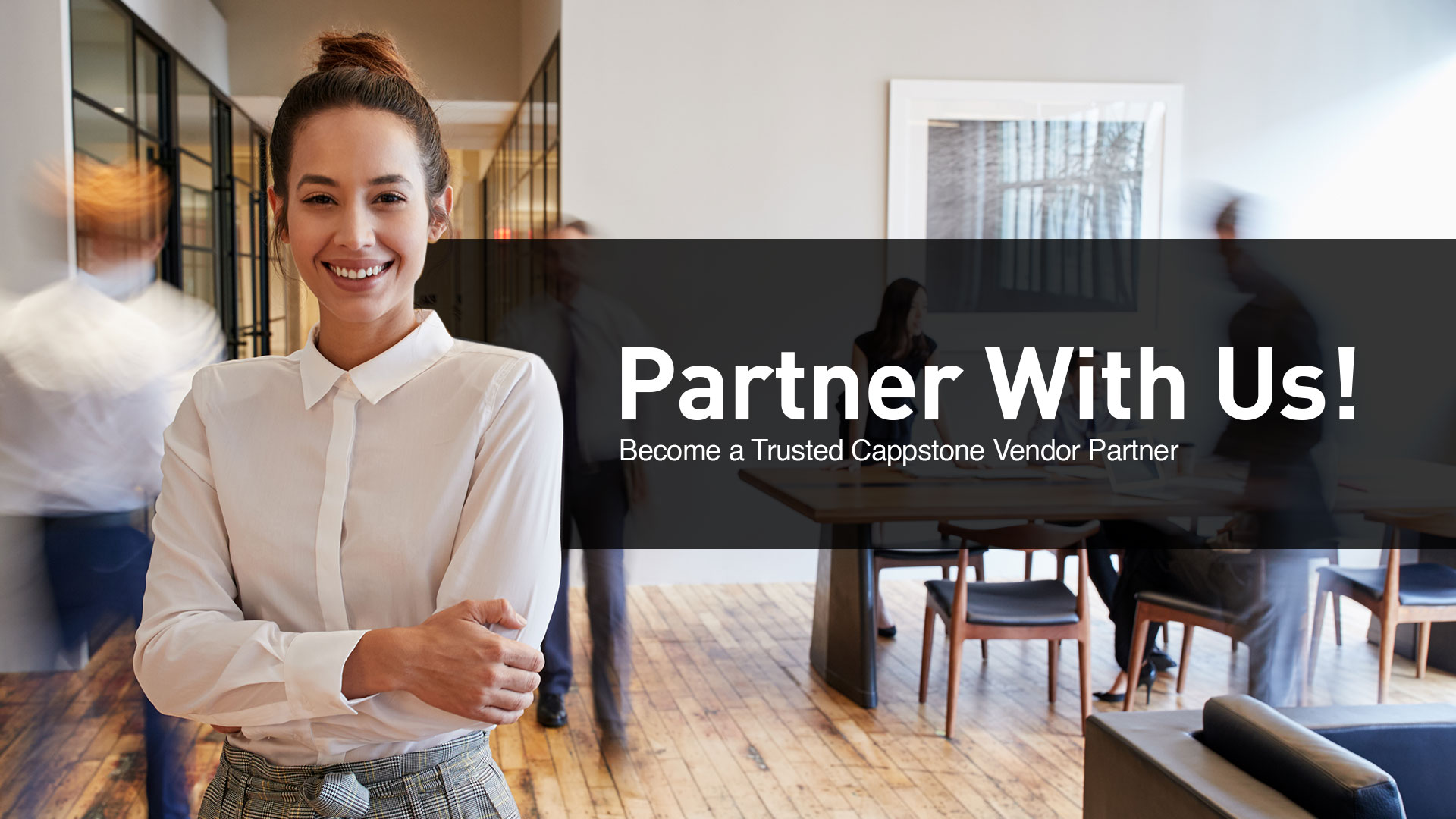 Become a Cappstone Partner