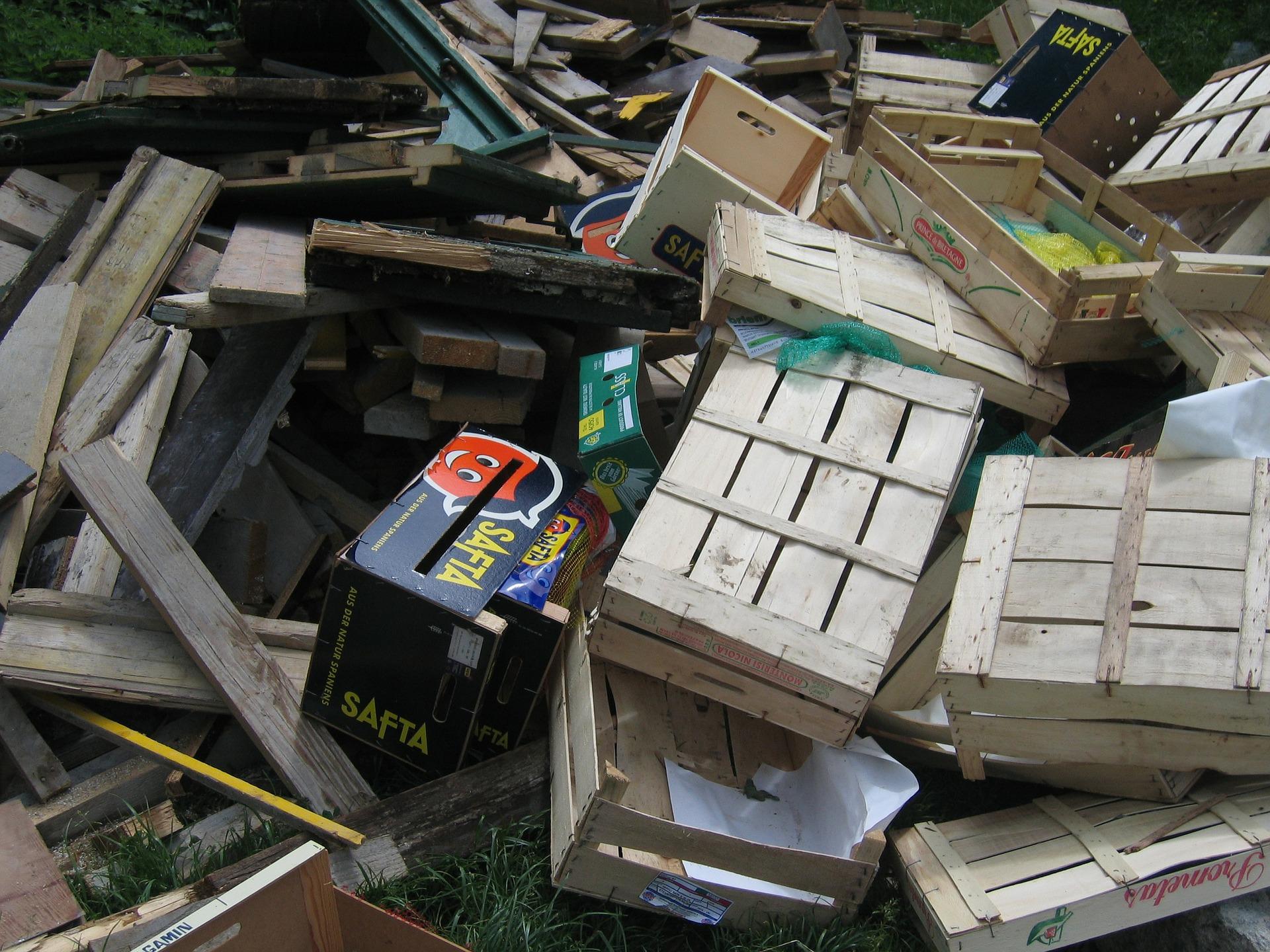 Bulk Item Recycling